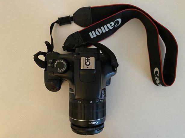 Фотоапарат Canon EOS 1100D Kit 18-55