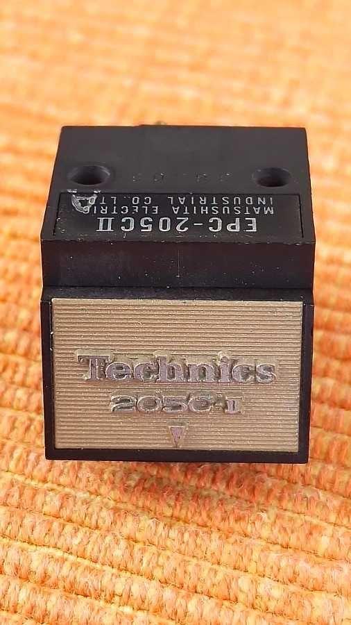 Wkładka gramofonowa Technics EPC205C II