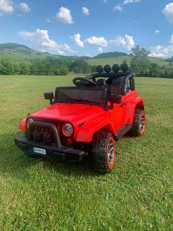 Jeep Wrangler dla dziecka