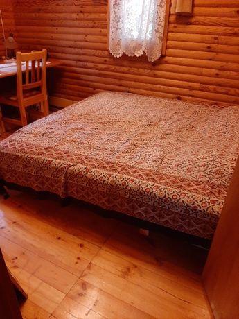 duże łóżko – IKEA 160x200