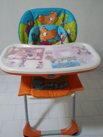 Cadeira Papa - Chicco Polly 2in1