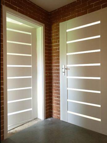 Drzwi wewnętrzne - Kompleksowe wyposażanie mieszkań w drzwi