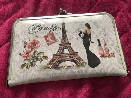 Carteira / porta-documentos Paris | senhora