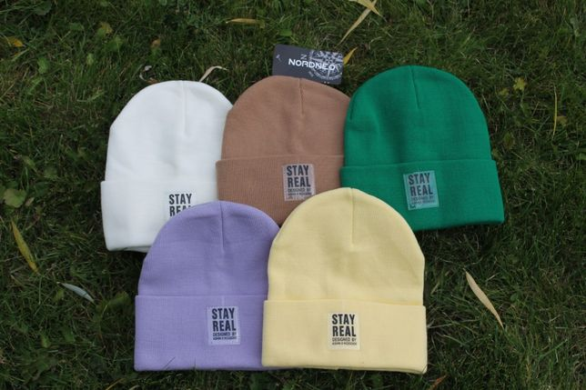 Стильные  шапки, деми / зима