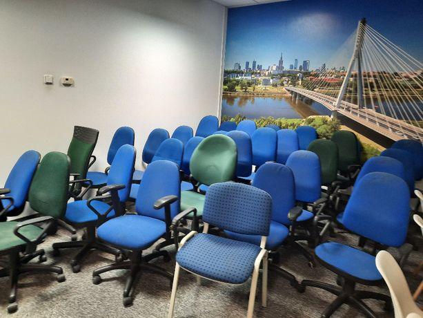 Sprzedam krzesła biurowe