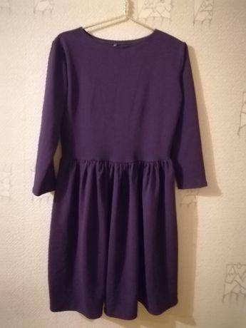Фіолетове плаття, фиолетовое платье