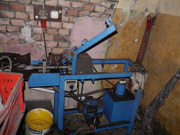 Maszyna do produkcji siatki ogrodzeniowej