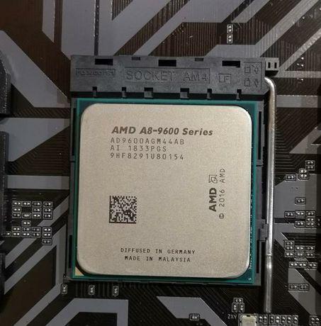 процессор amd a-8 9600 4000р.
