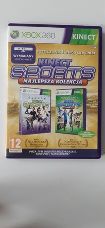 Kinect Sports na Xbox360. Polska wersja.