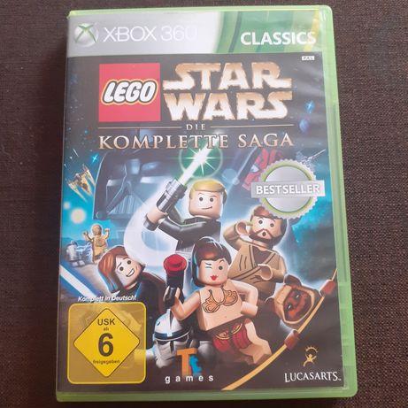 Gra Lego Star Wars The Complete Saga na xbox 360