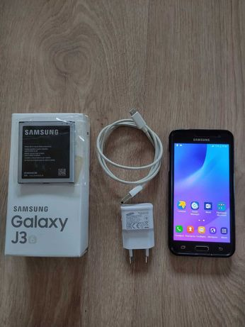 Samsung J320H Galaxy J3 2016 1.5/8Gb Black