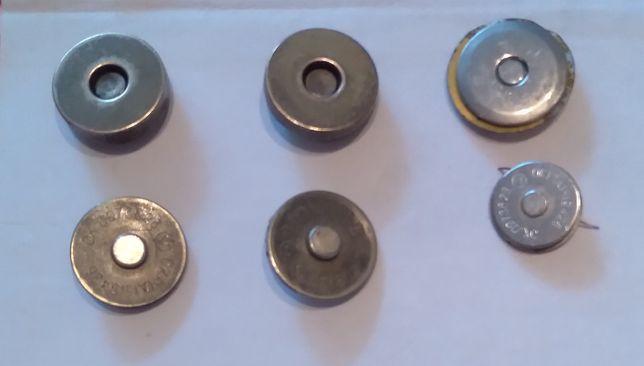 Магнитная кнопка Б.У для сумок