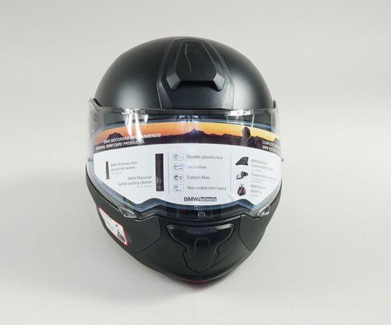 Kask BMW System 7 Carbon, czarny XL 60/61