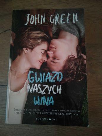 John Green, Gwiazd naszych wina, 2014