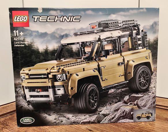 Nowe LEGO 42110 Technic - Land Rover Defender Śląsk Dąbrowa Woźniki A1
