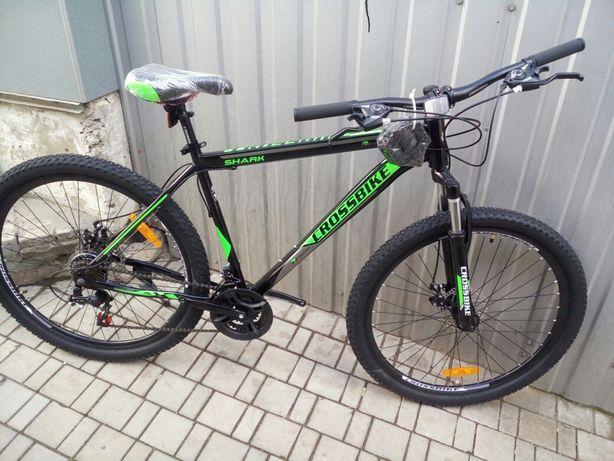 Новые велосипеды Cross