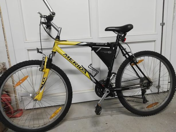 Велосипед MERIDA Kalahari 530