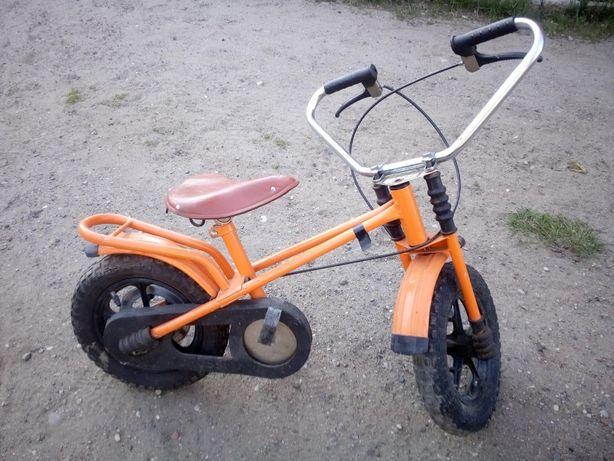 Stary dziecięcy rowerek ala kross