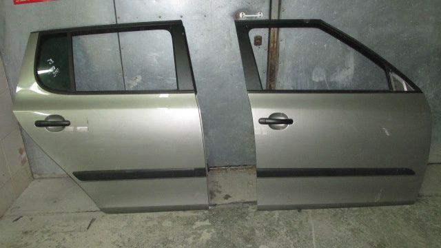Двери Передние Задние Шкода Фабия Skoda Fabia 2006-2013
