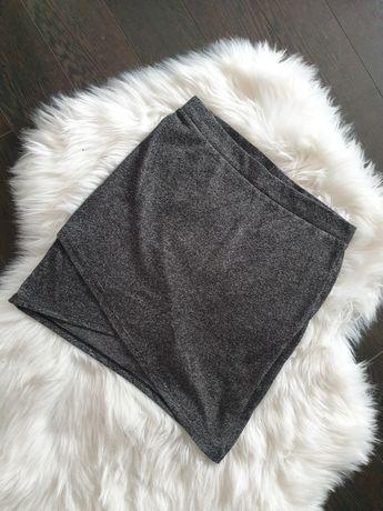 Szara obcisła spódnica mini sinsay S