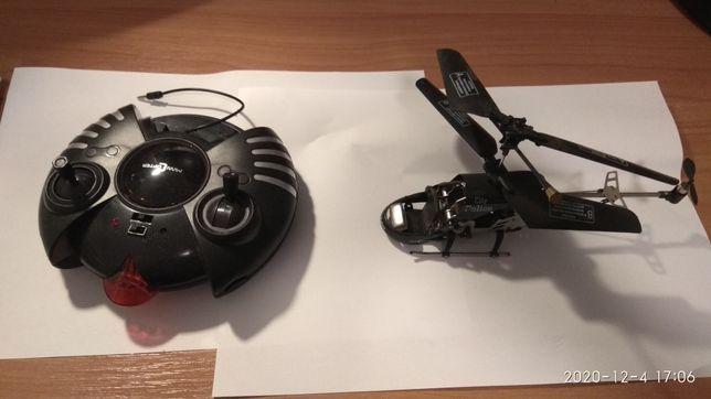 Радио вертолет ACME Man Copter  неправильно работает