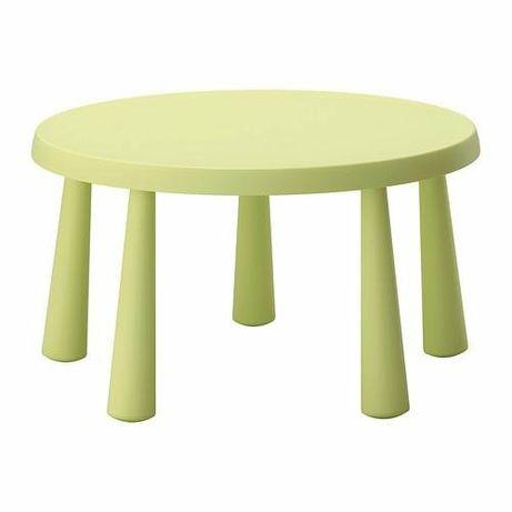 Стол круглый ikea,стул