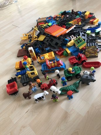 Klocki LEGO DUPLO ok. 4,5 kg