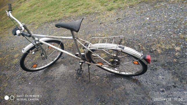 Rower z ramą z. Niemiec