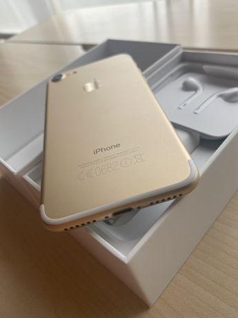 Sprzedam iPhone 7 złoty 128 GB