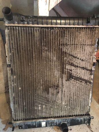 Радіатор охолодження до Aveo t250 LS Мотор 1.5 8клапаний