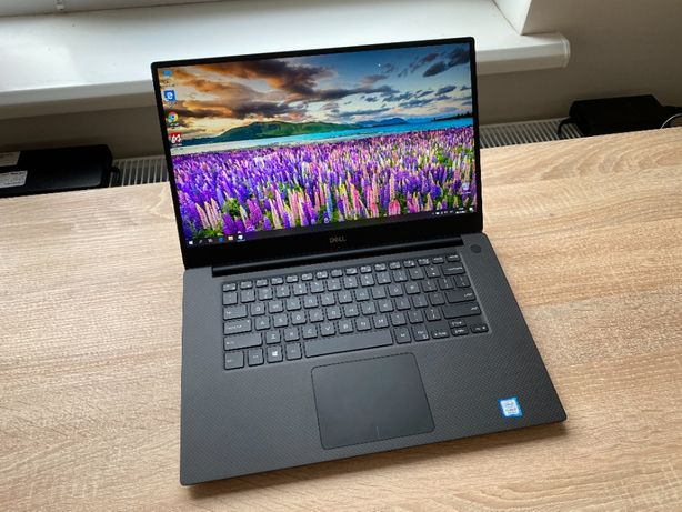 Ультрабук з США 2019р DELL XPS 15 9570 Intel® i5-8300H, 256 SSD, FHD