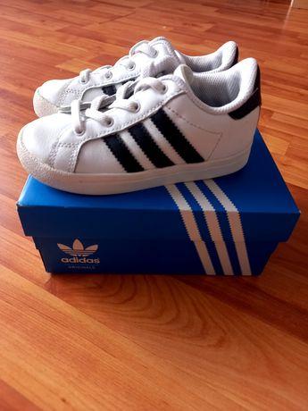 Buty dziecięce Adidas roz.25