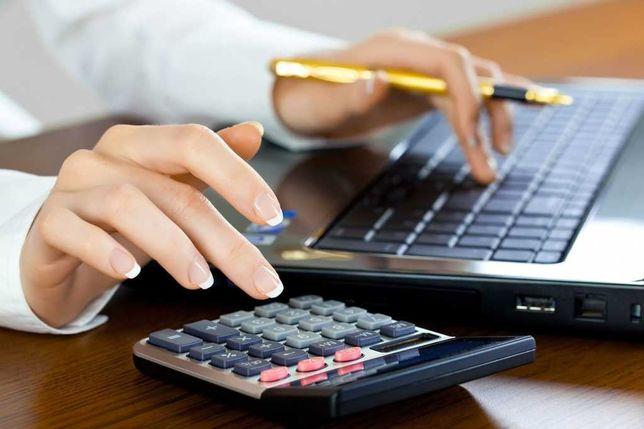 Бухгалтерские услуги, главный бухгалтер,  бухгалтер для ЧП, ФЛП, ООО