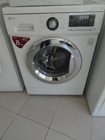 Maquina de lavar roupa LG 8 Kg Classe A+++