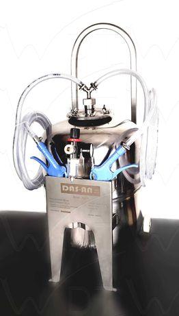 Инъектор пневматический на два поста, иньектор ручной на 2 пистолета