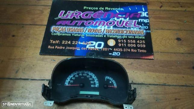 Painel instrumentos Conta Km Quadrante Fiat Punto 2 - 1.9 Diesel