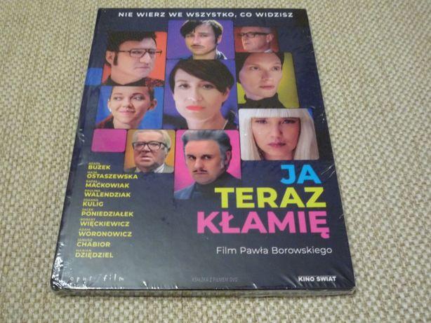 Ja teraz kłamię DVD film Ostaszewska, Więckiewicz, Kulig, Woronowicz