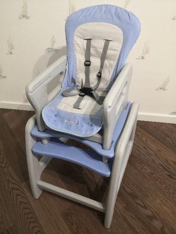 Продам стульчик-трансформер для кормления Coto Baby Stars б/у