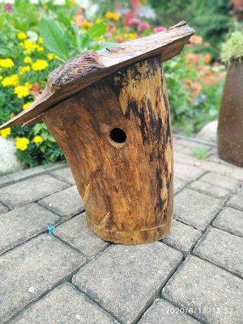 Domek Lęgowy Dla Ptaków Sikorka Modra otwór 30mm