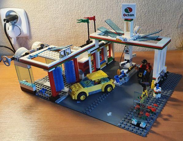 Stacja benzynowa LEGO City 7993