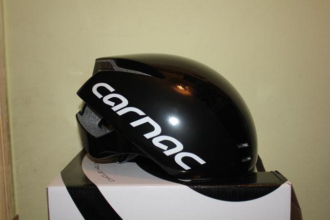 kask szosowy kask rowerowy CARNAC 55-62! NOWY triathlon MEGA OKAZJA!