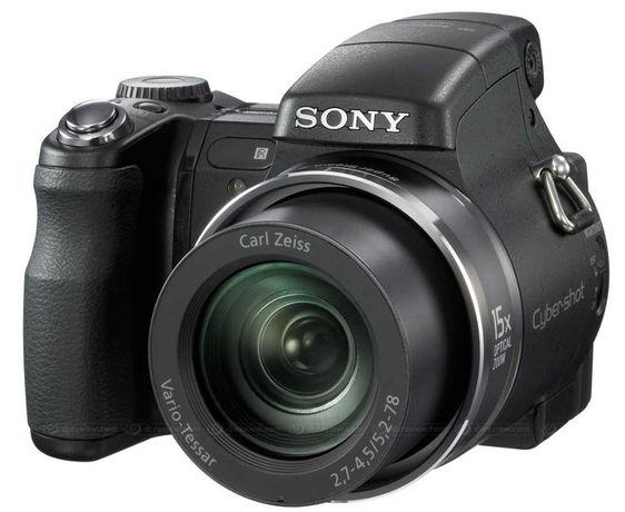 Цифровой фотоаппарат SONY Cyber-Shot DSC-H7.(комплект)