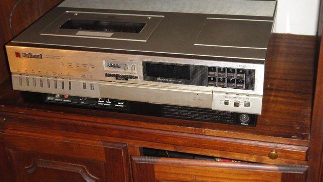 Ntional Leitor de VHS
