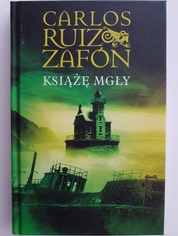 książka Carlosa Ruiz Zafon Książę Mgły