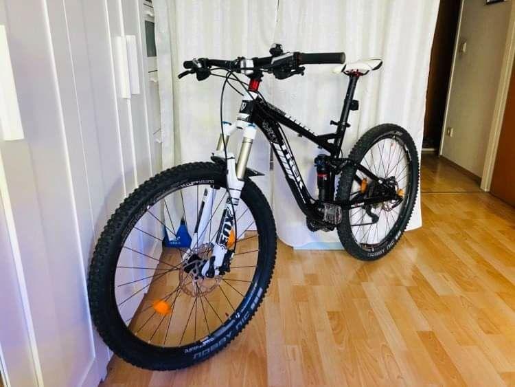 Trek fuel ex 8 rama M koła27,5 Stary Sącz - image 1