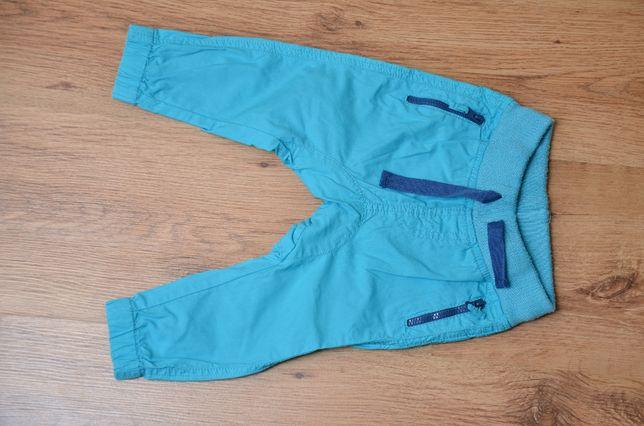 Śliczne spodnie roz. 68 COOL CLUB