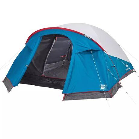 Палатка QUECHUA 3-местная модель: Arpenaz FRESH & BLACK XL из Польши