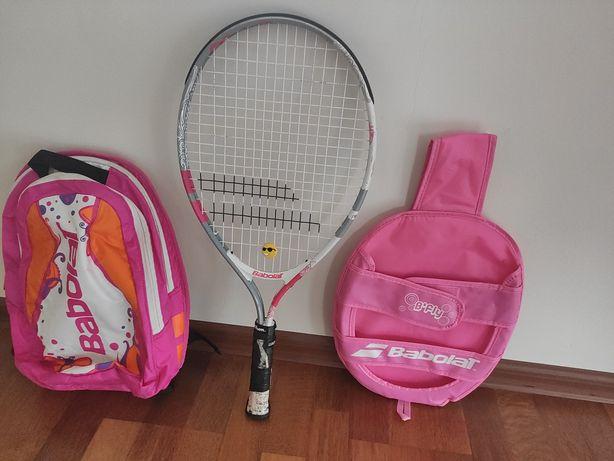 Rakieta tenisowa dla dziecka
