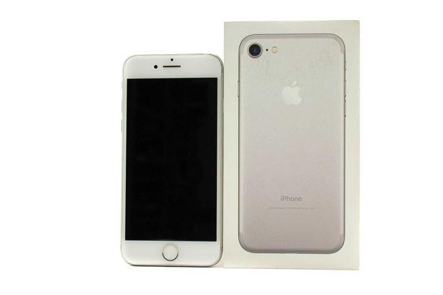 APPLE IPHONE 7 32GB Srebrny Jutrzenki 10/2a lub wysyłka