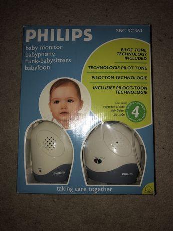 Interlocutor de bebé da Philips